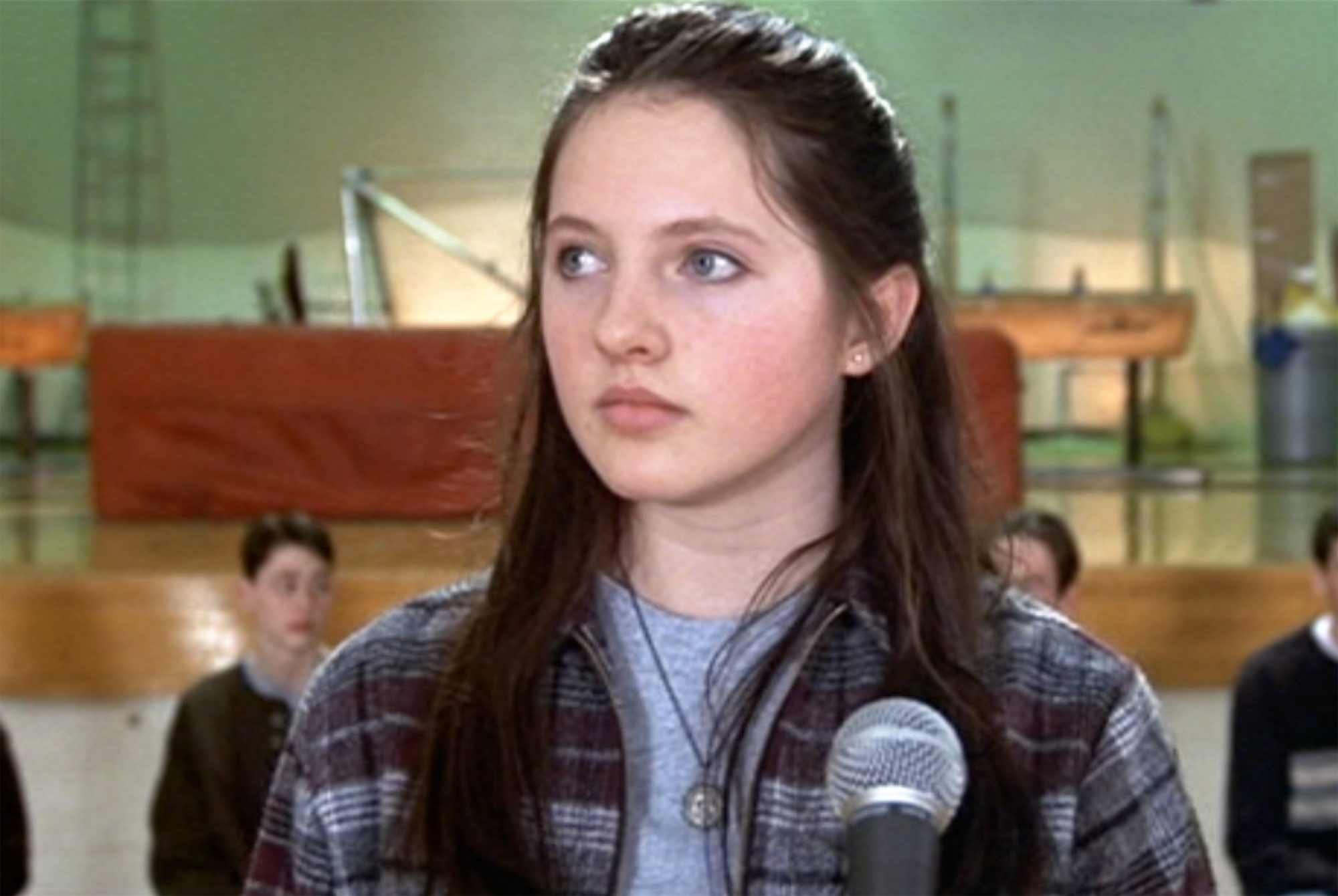 Jessica Campbell in the movie Election