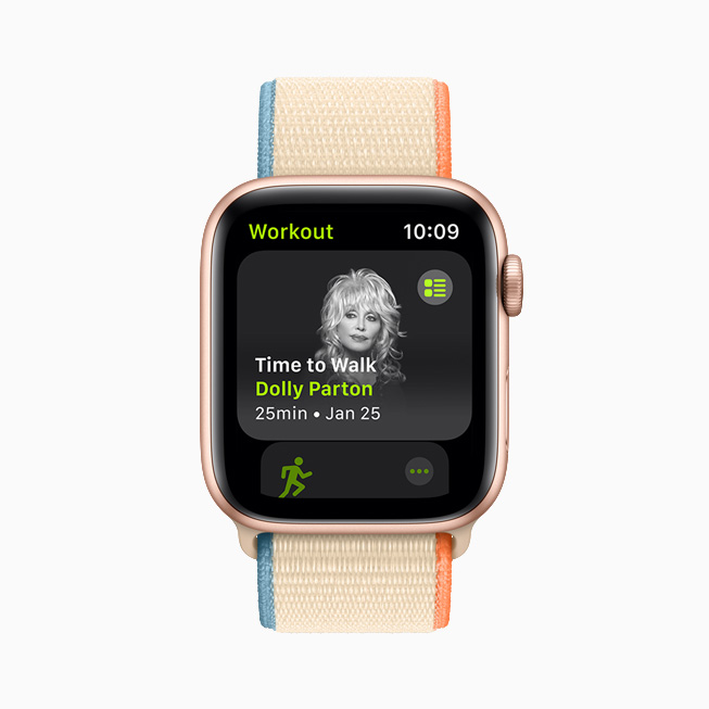 Newest Apple launch-dolly-parton