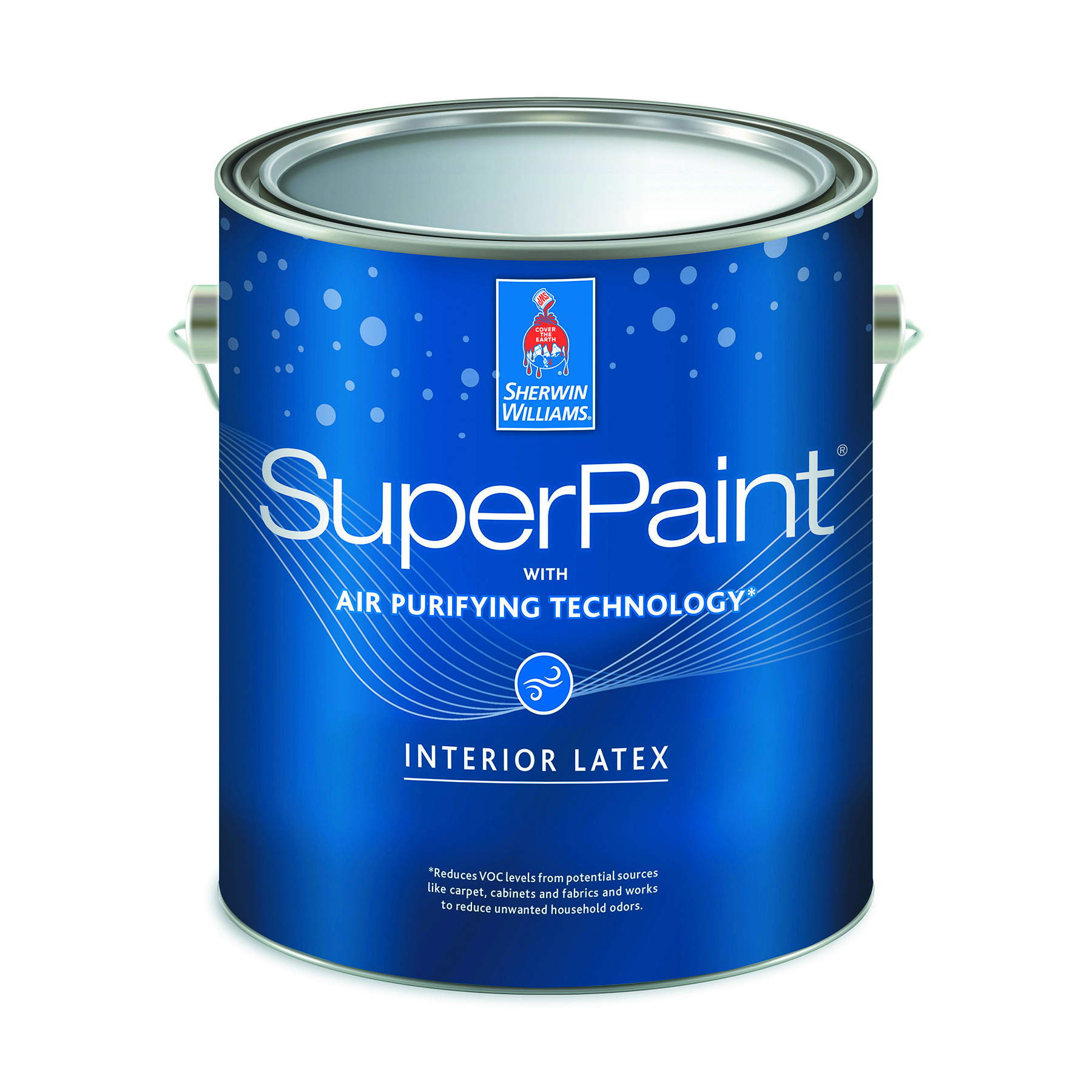 Sherwin-Williams SuperPaint With Air Purifying Technology