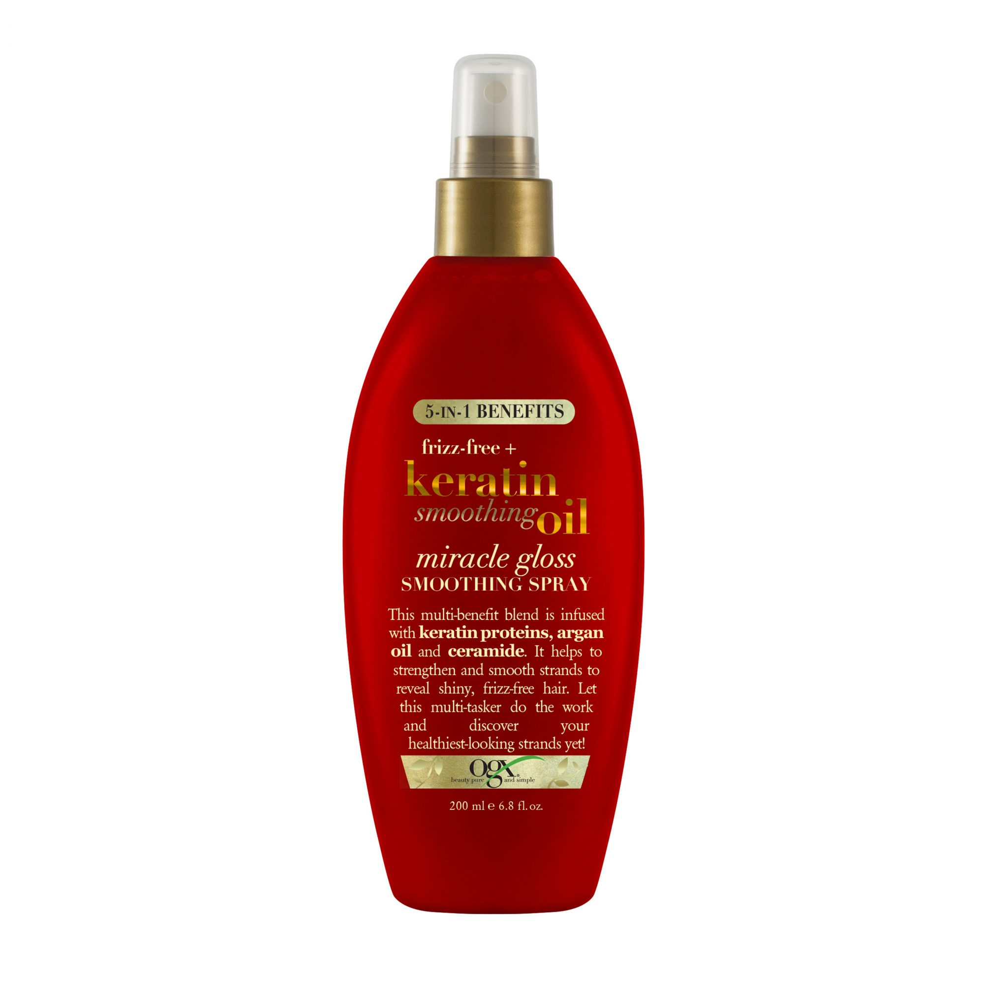 Beauty-Awards-Hair-OGX Frizz-Free-Keratin-Smoothing-Oil-Miracle-Gloss-Smoothing-Spray