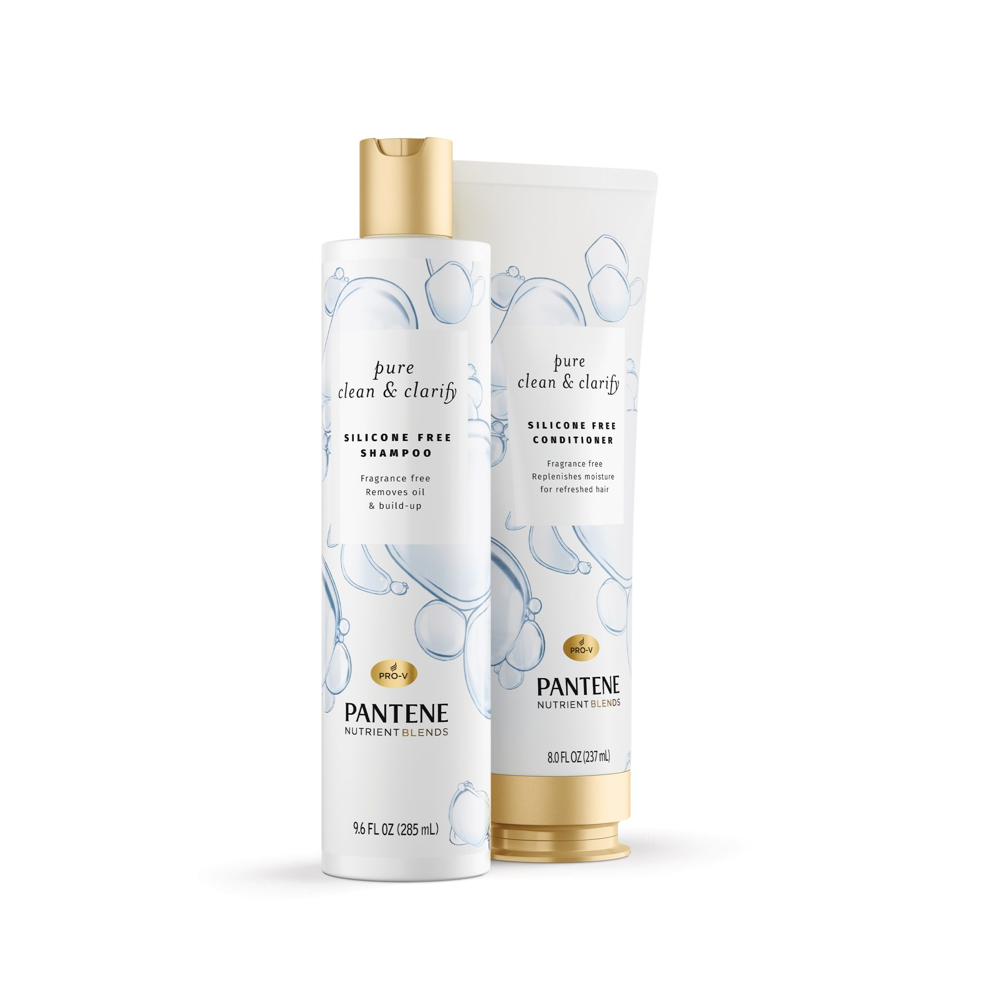 Beauty-Awards-Hair-Pantene-Nutrient-Blends-Pure-Clean-Clarify-Silicone Free-Collection
