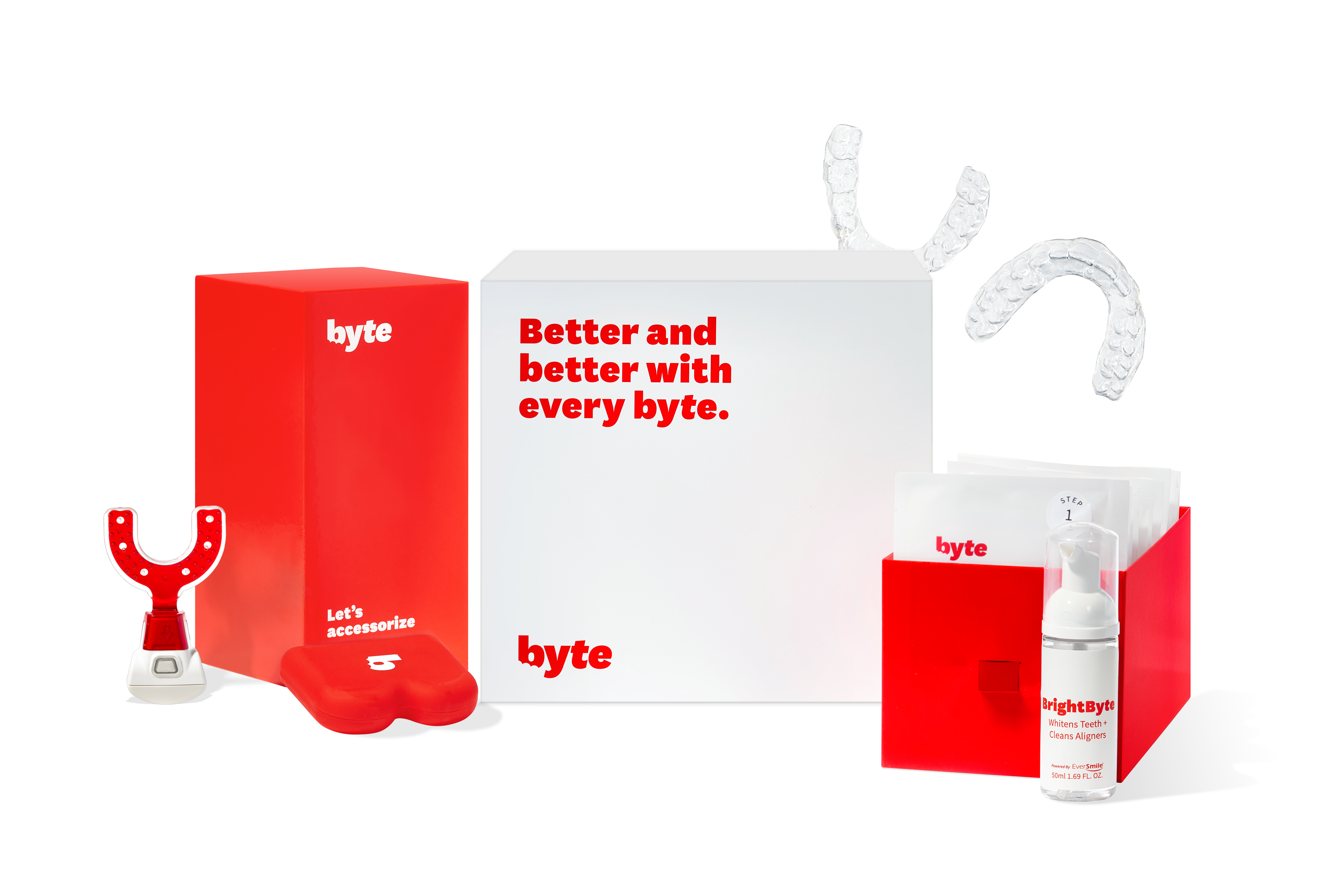 Byte invisible aligners review