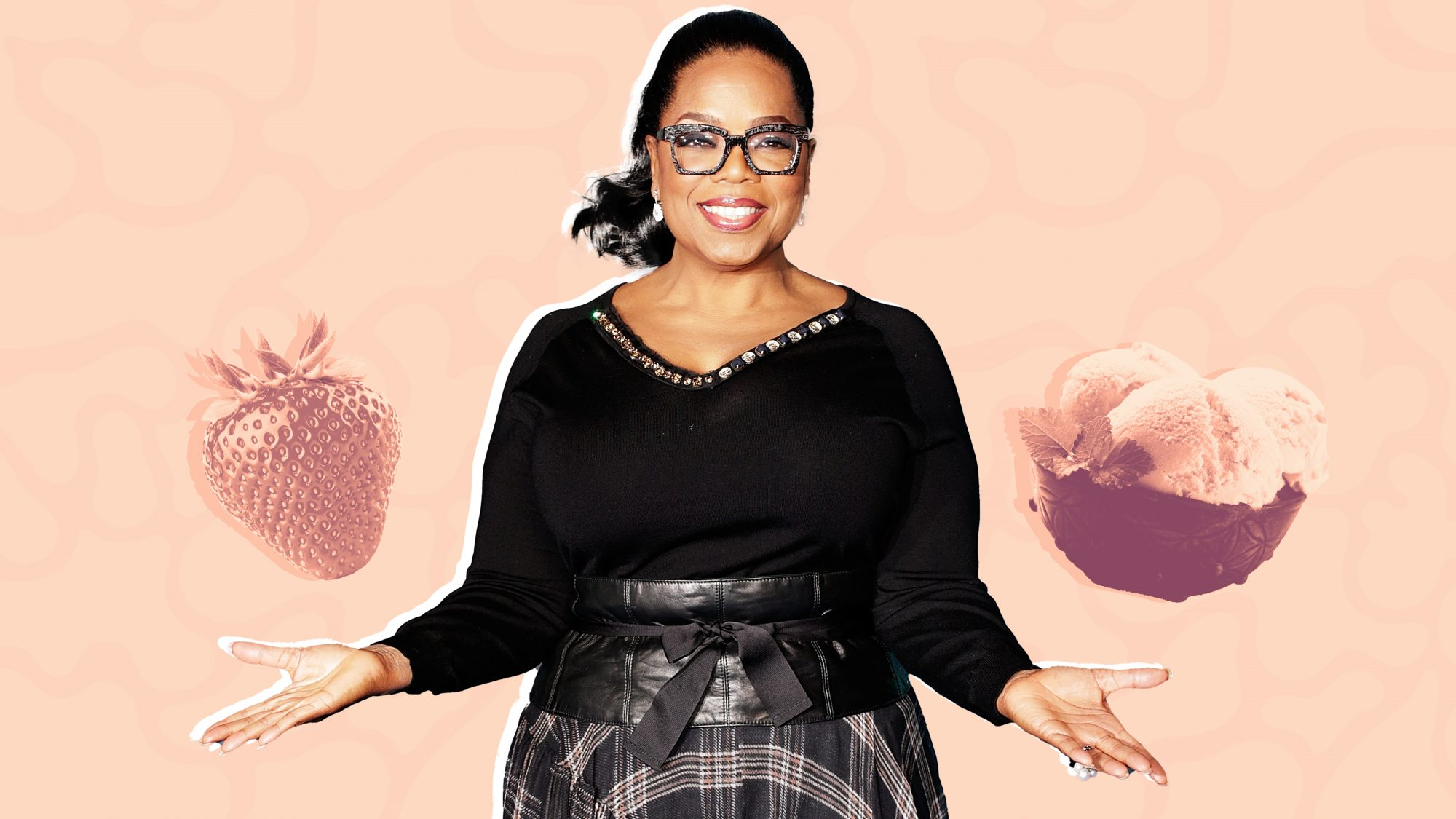This-Genius-Oprah-Winfrey-Approved-Appliance-Turns-Fruit-Into-Ice-Cream-and-It's-Only-$50-On-Amazon-GettyImages-931507470
