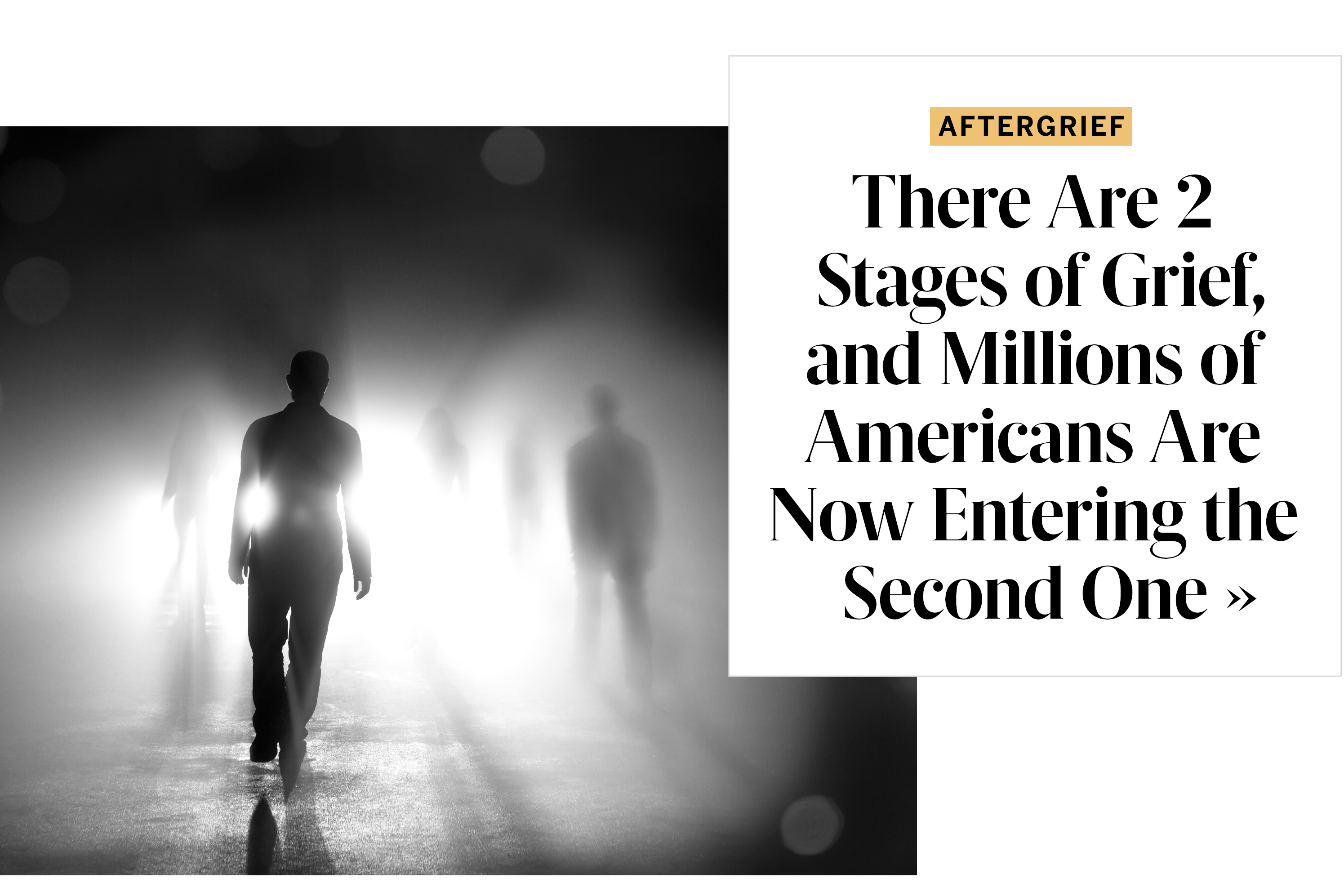 There Are 2 Stages of Grief, and Millions of Americans Are Now Entering the Second One—Here's What That Means