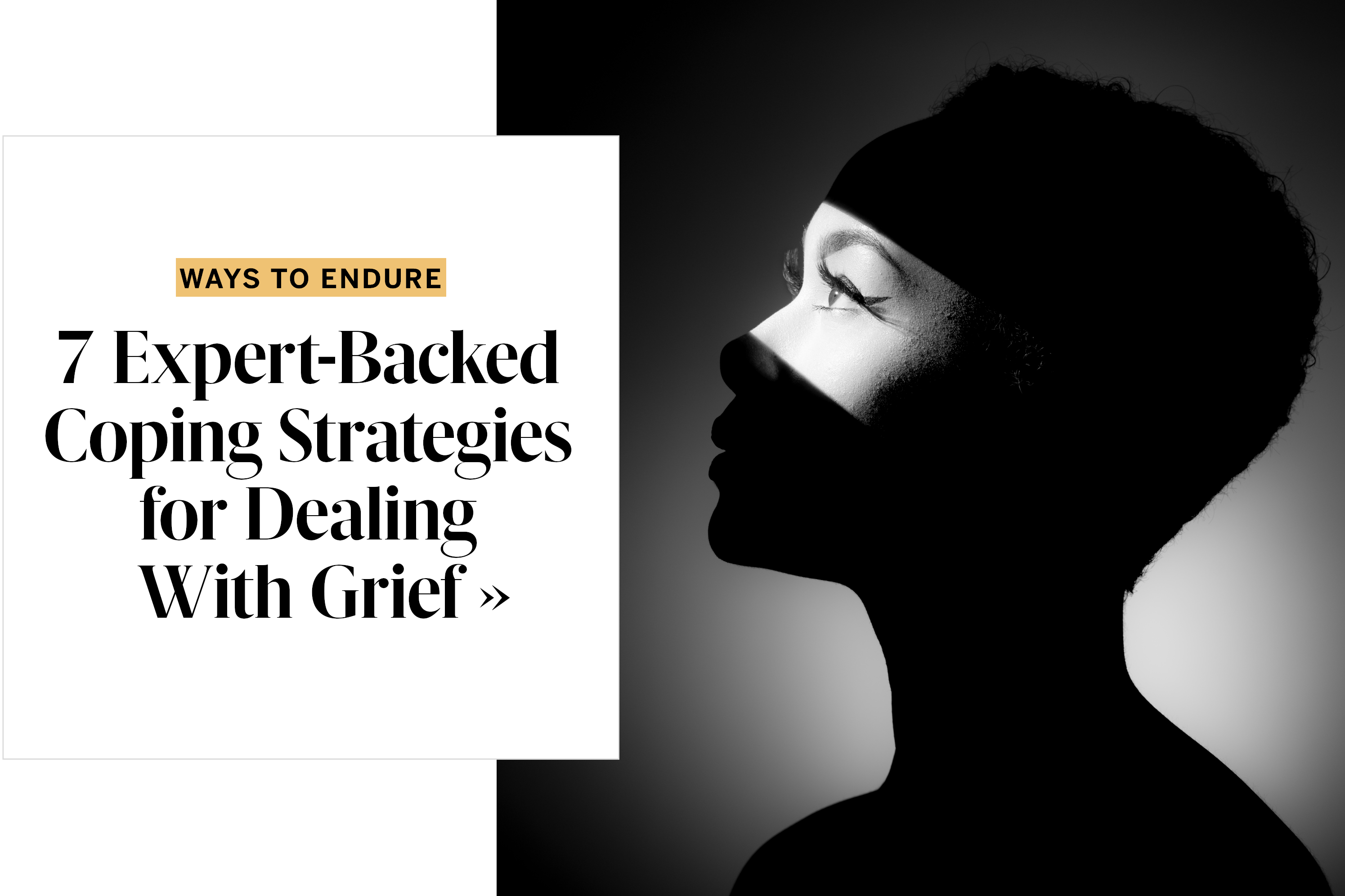 Dealing With Grief: 7 Coping Strategies, According to Experts