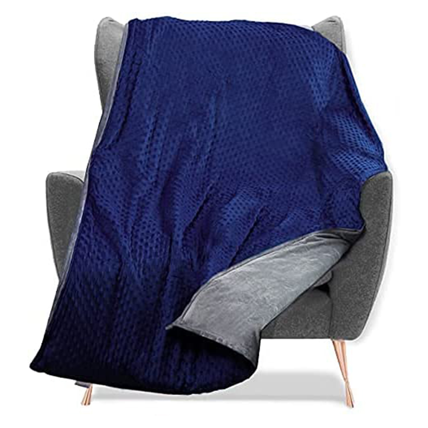 Quility Weighted Blanket with Soft Cover