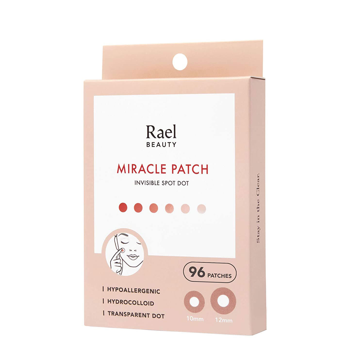 acne healing patch