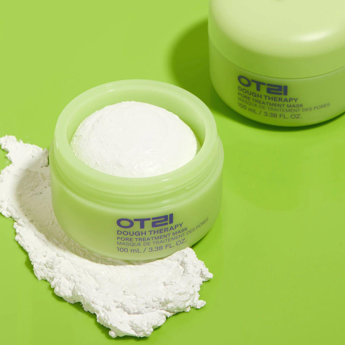 Otzi Dough Therapy Skincare Mask Review