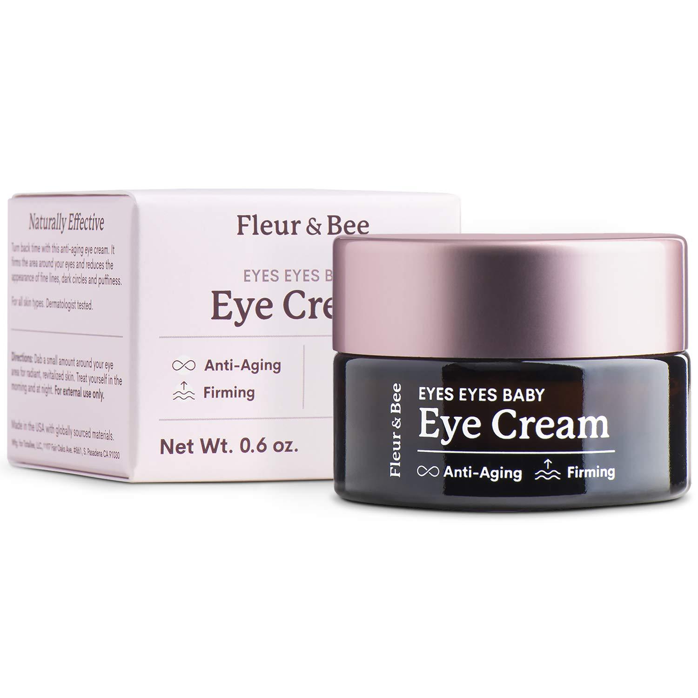 Anti Aging Eye Cream | Natural