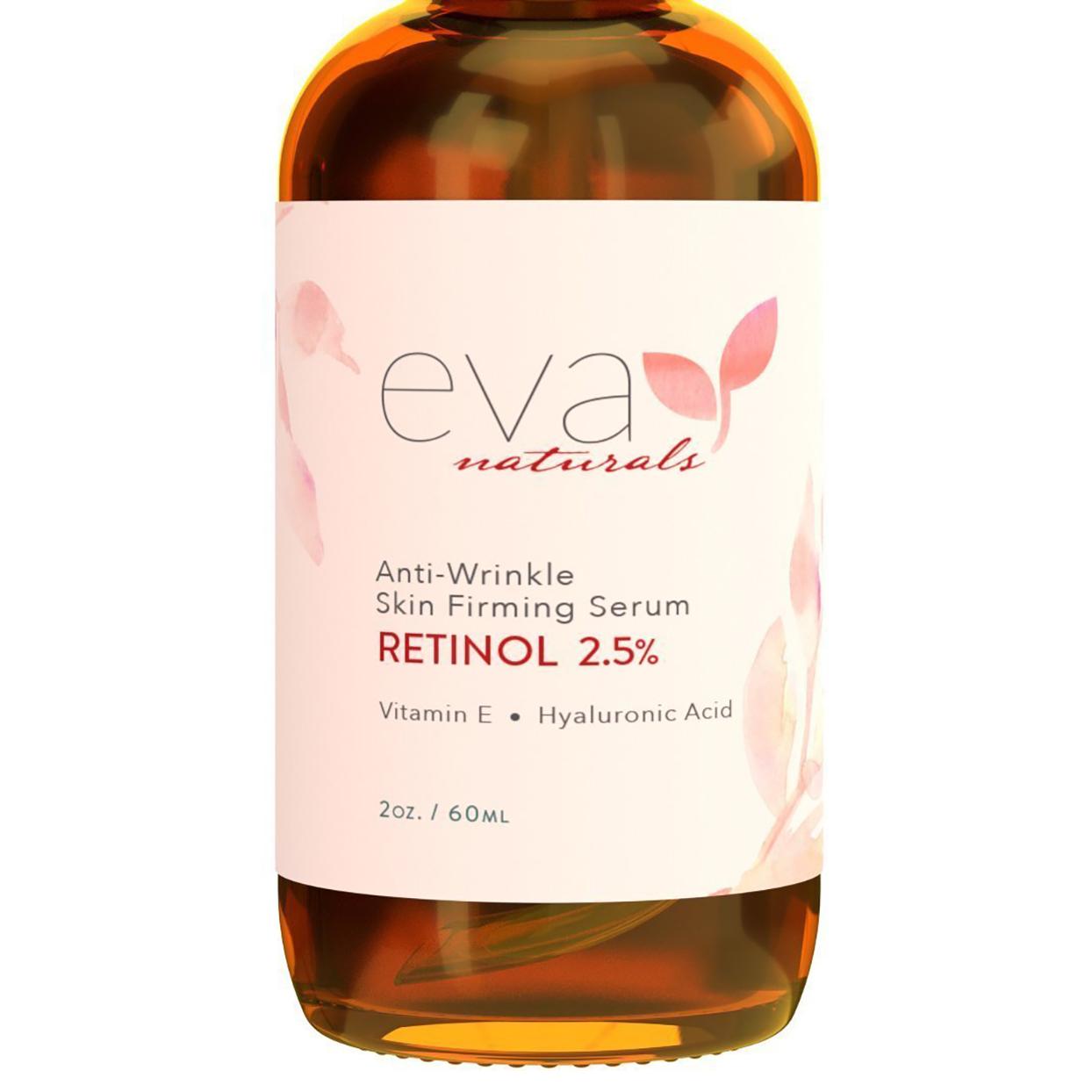Eva Naturals Anti-Wrinkle Skin Firming Serum