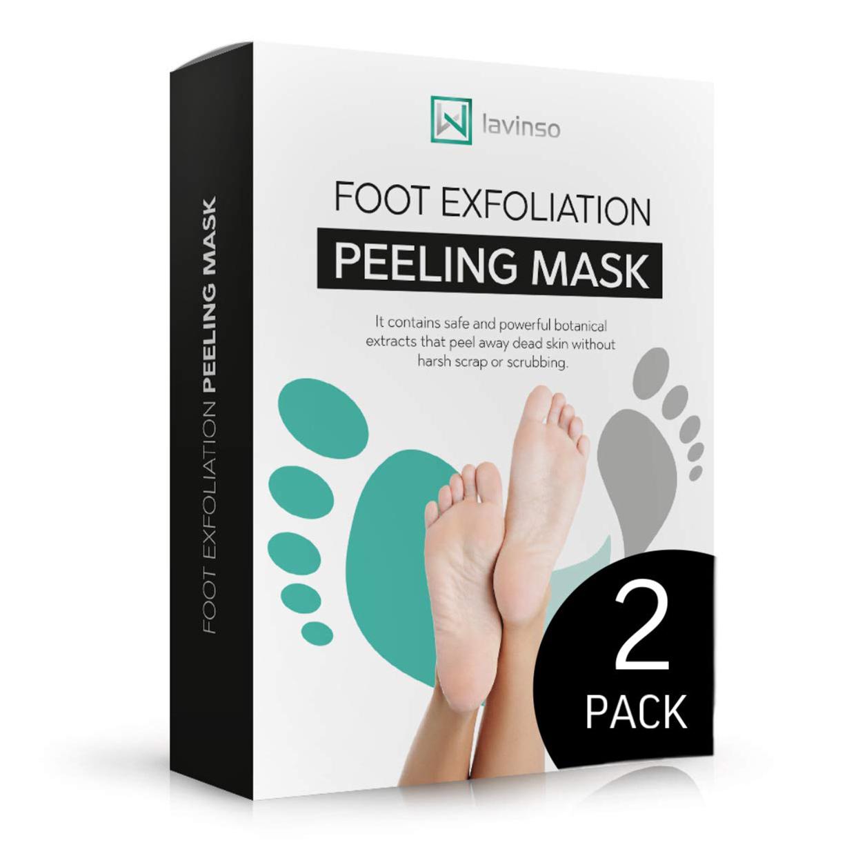 Lavinso Foot Peel Mask