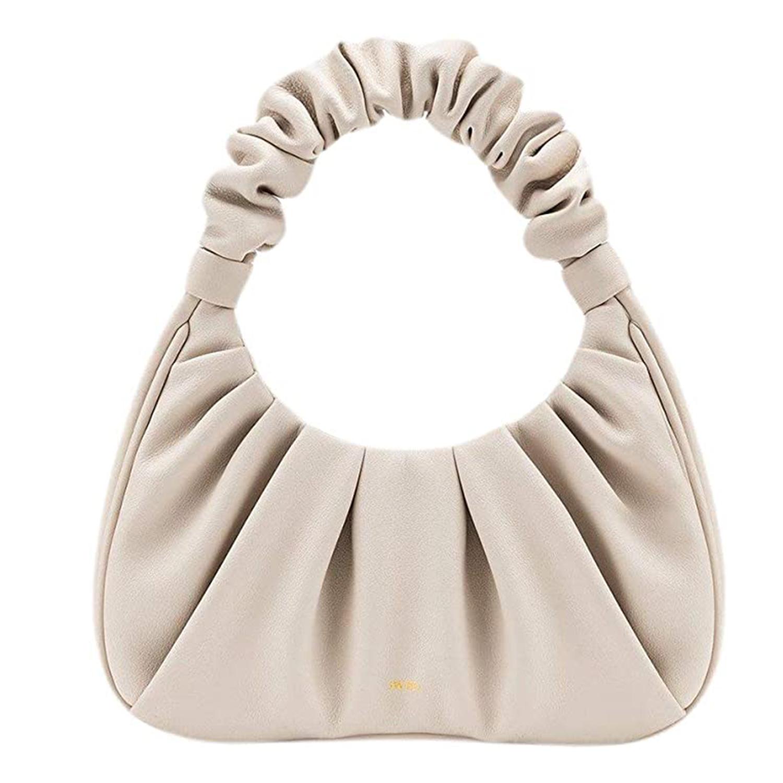 JW PEI Crocodile Shoulder Bag Flap Vegan Leather