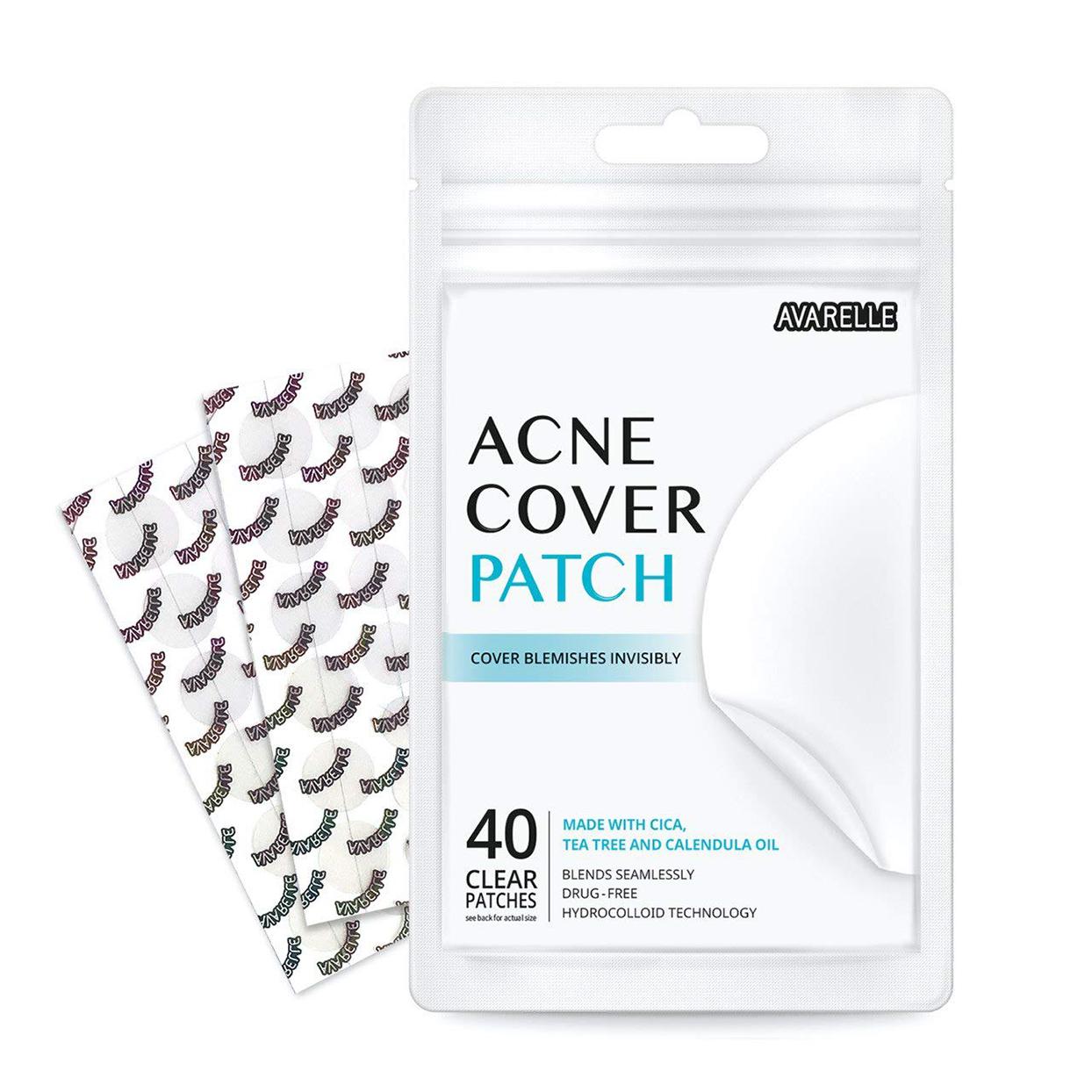 Avarelle Acne Pimple Patches