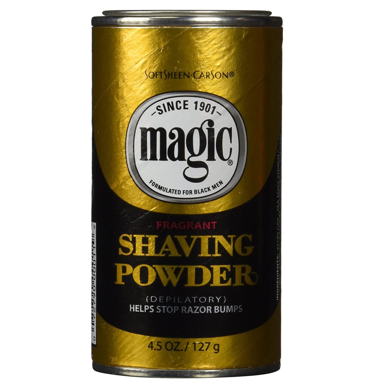 Softsheen-Carson Magic Razorless Shaving for Men