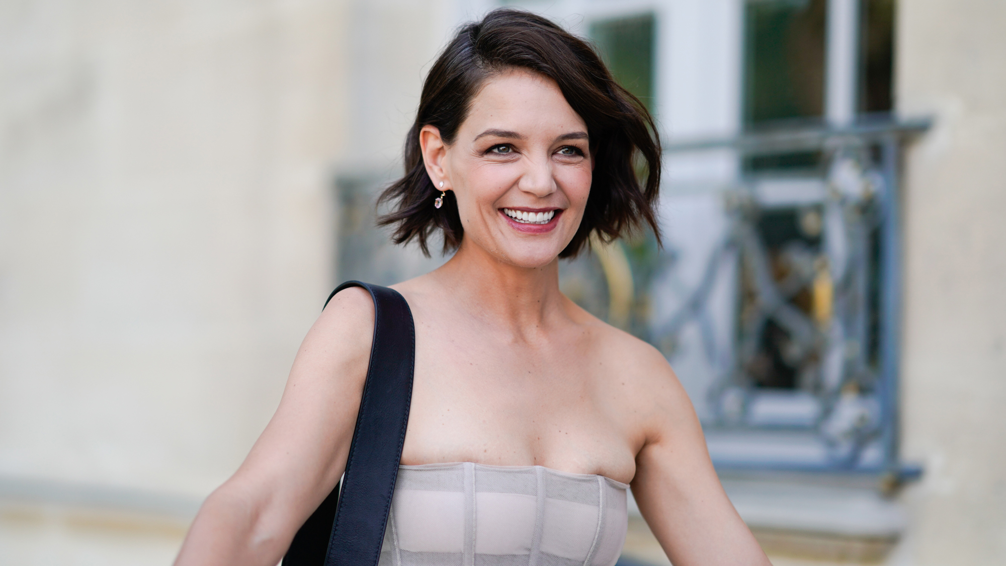 Katie Holmes Loves This Firming German Face Mask, and It's Seriously Discounted Right Now