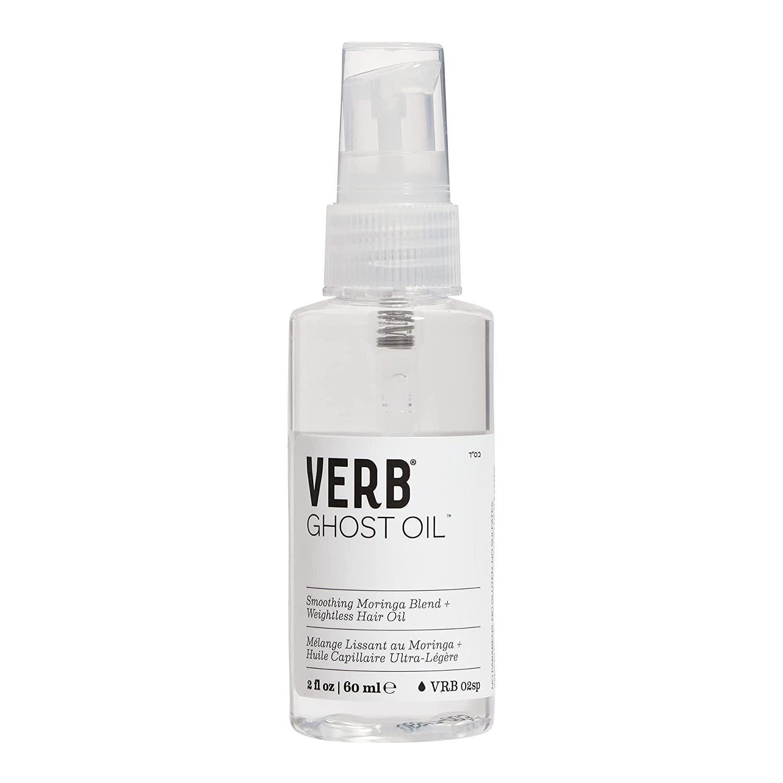 Verb Ghost Oil, Vegan Lightweight Revitalizing Hair Oil