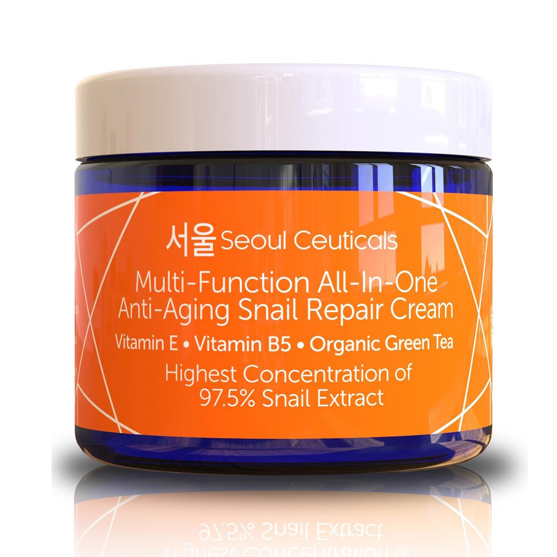 SeoulCeuticals Anti-Aging Snail Repair Cream