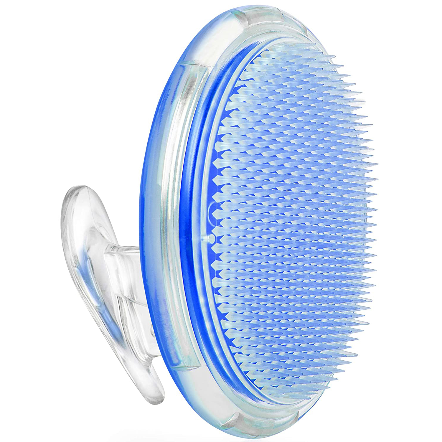 Exfoliating Brush to Treat and Prevent Razor Bumps and Ingrown Hairs