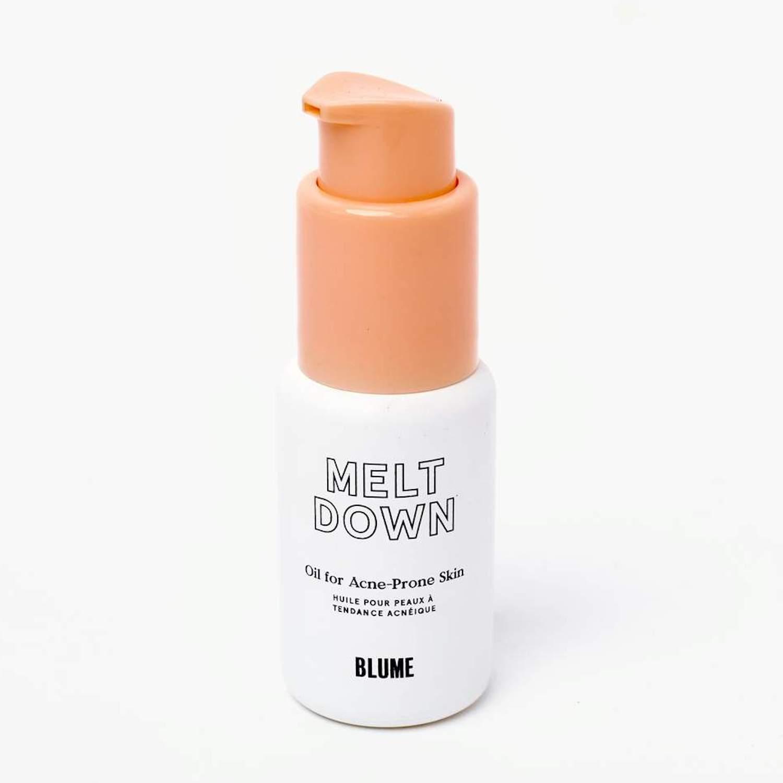 Meltdown Acne Oil