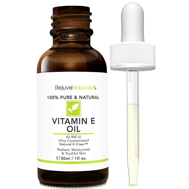 Vitamin E Oil - 100% Pure & Natural