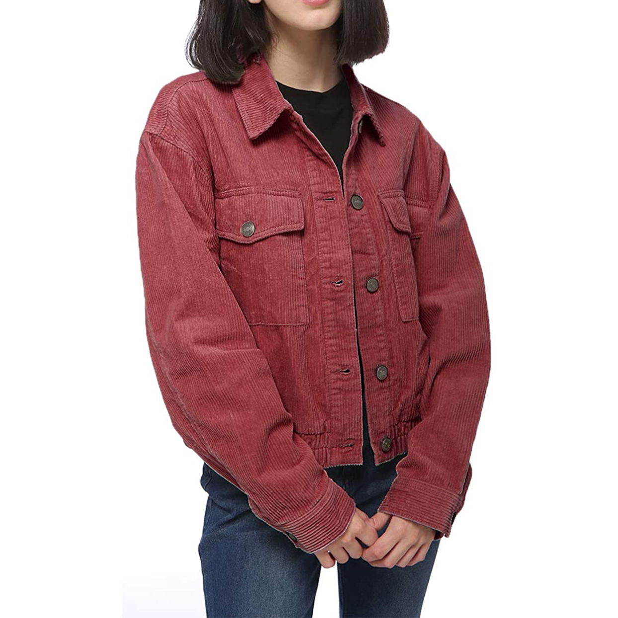 Anna-Kaci Corduroy Jacket