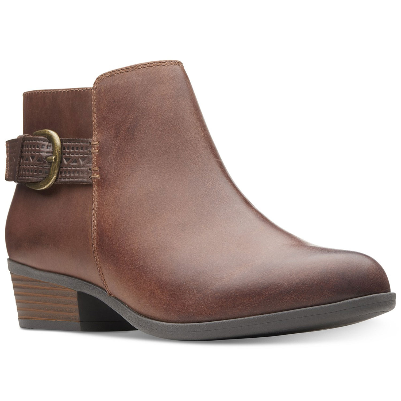 clarks women's addiy kara booties