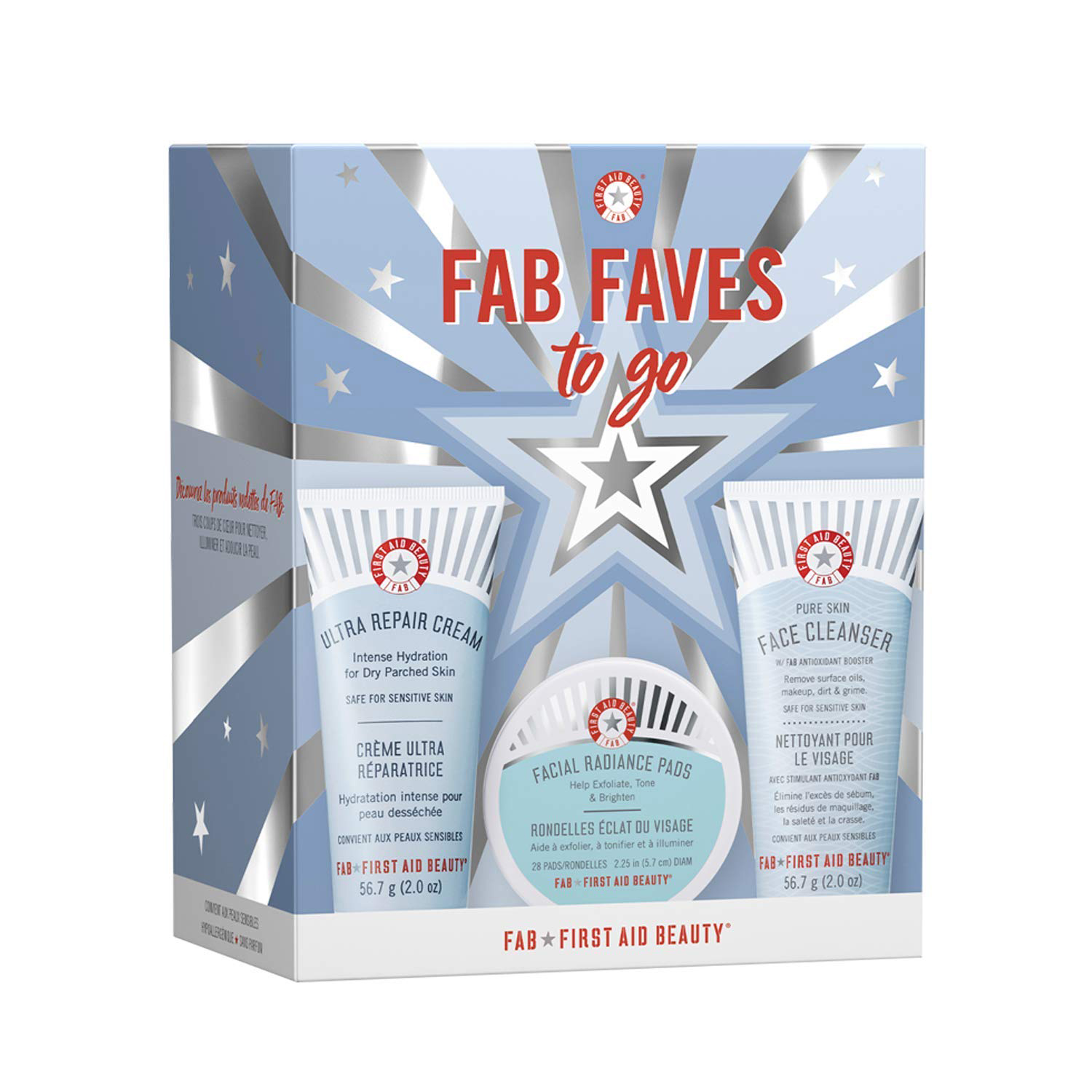 first aid fab faves to go travel size
