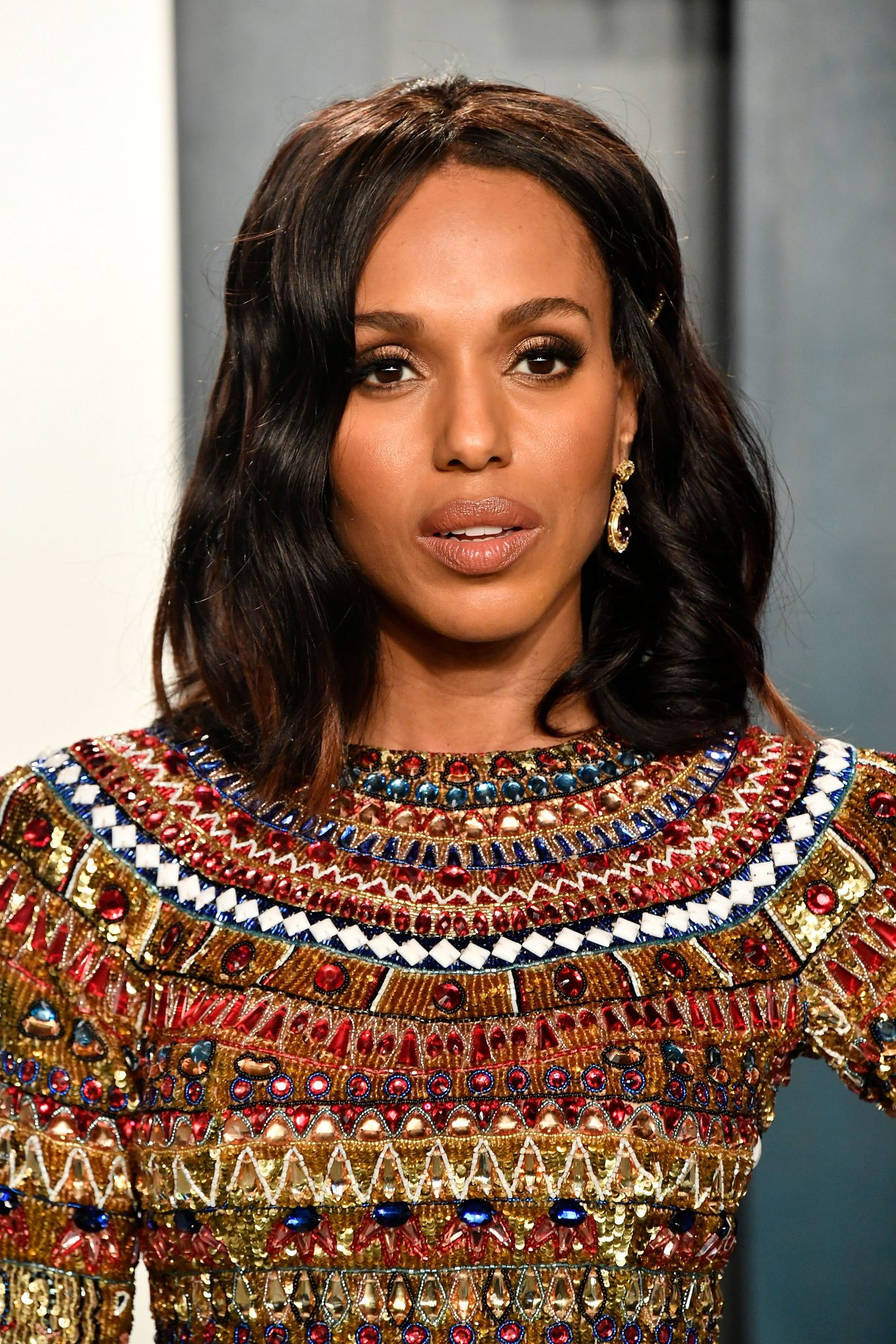Kerry Washington Is 'Obsessed' With This $7 Cleanser for Her Eczema-Prone Skin