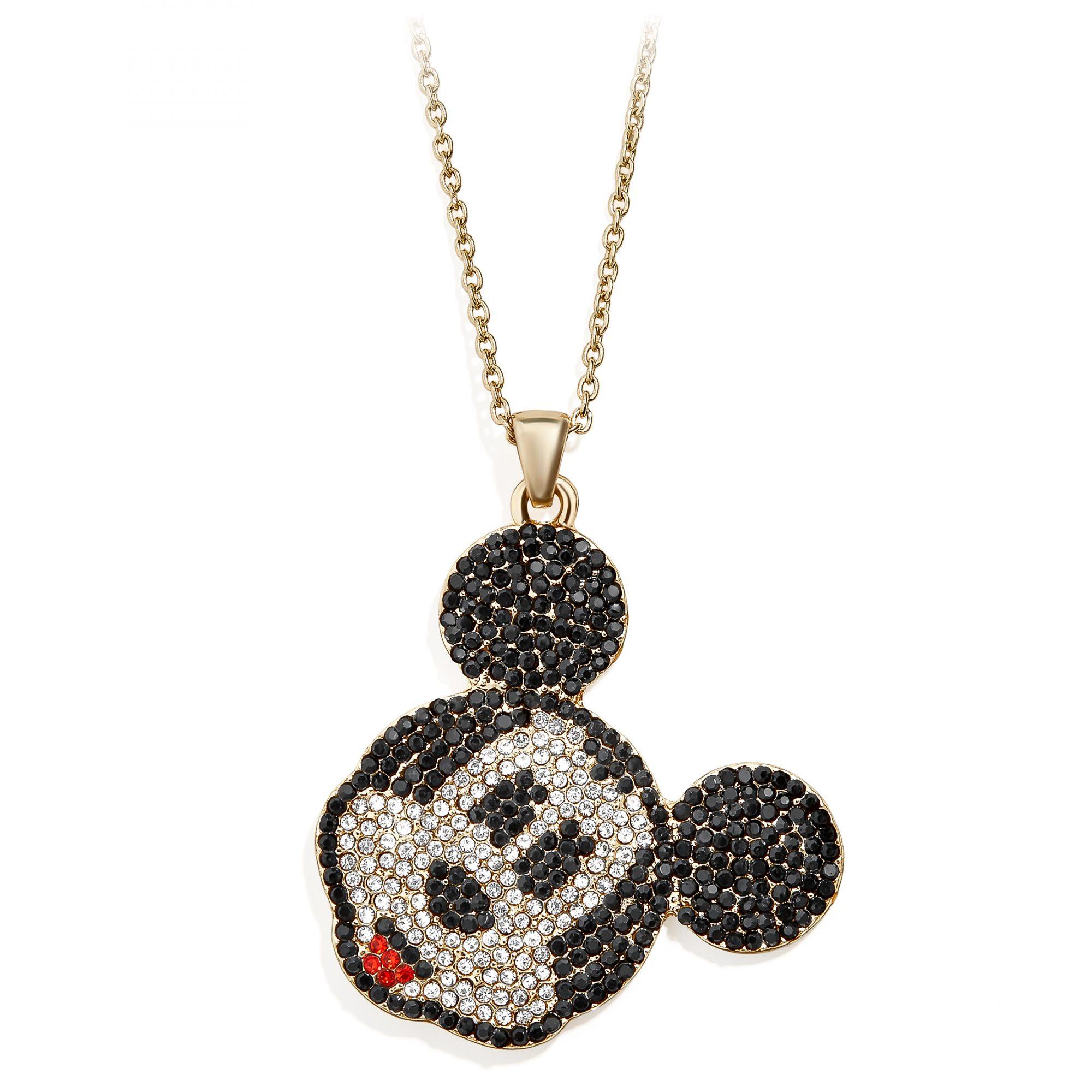 Disney Mickey Face necklace
