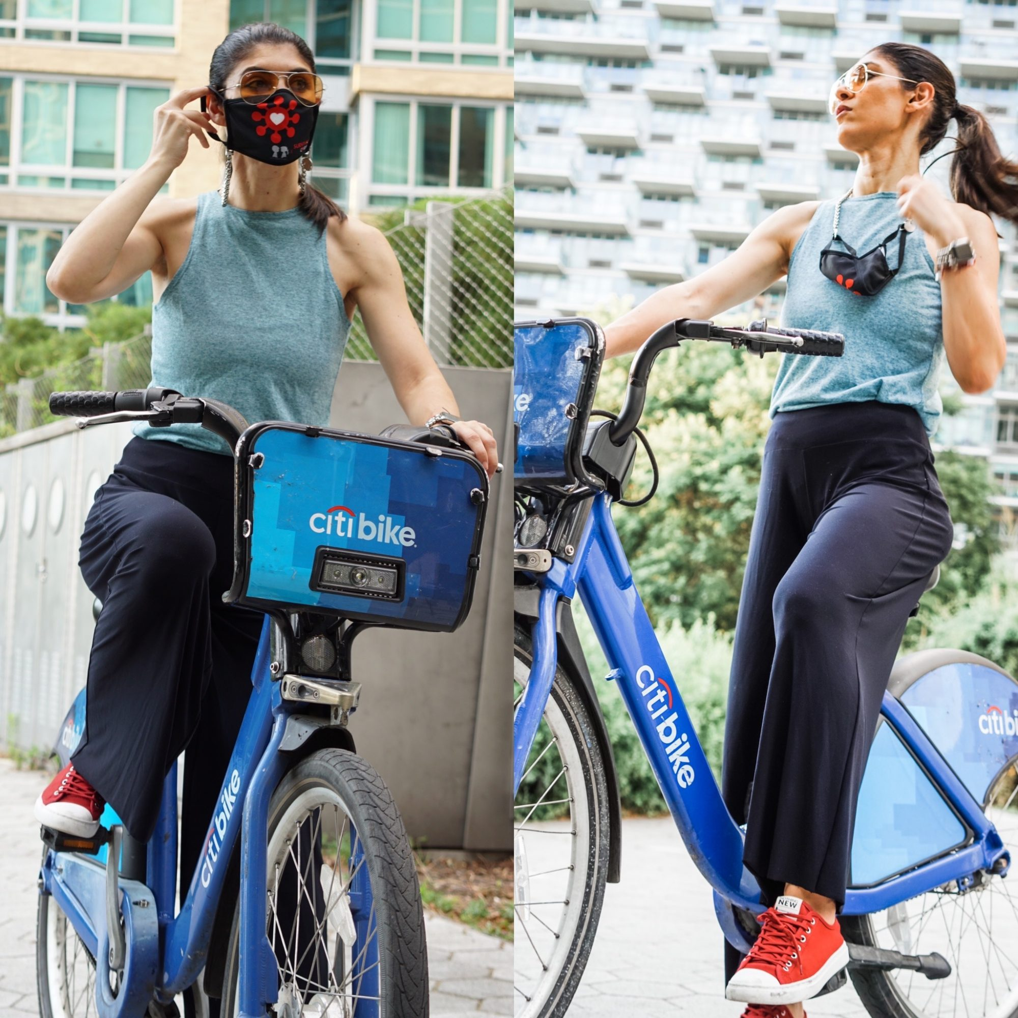 pretty connected mask chain bike embed