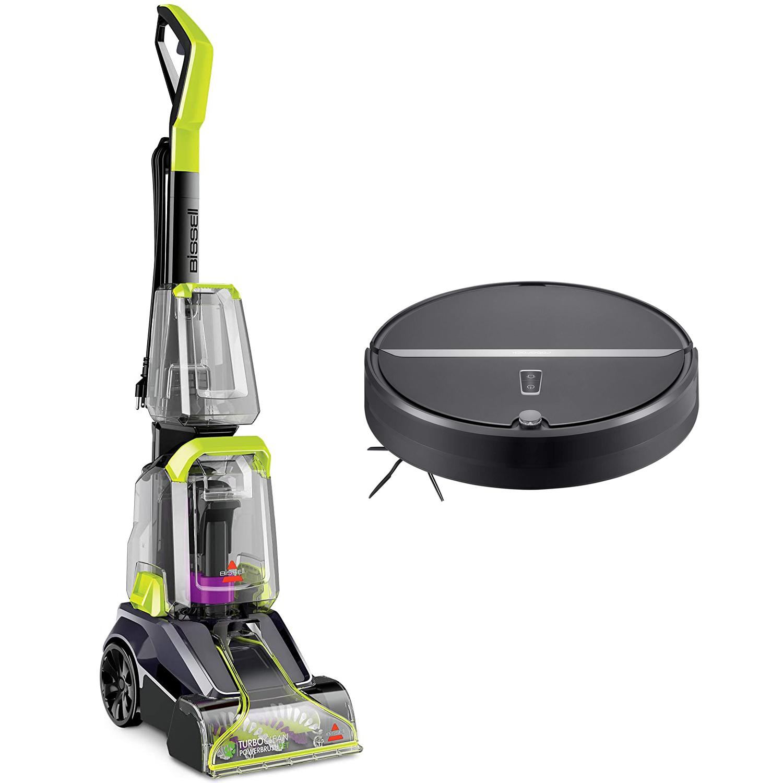 Bissell Roborock vacuums