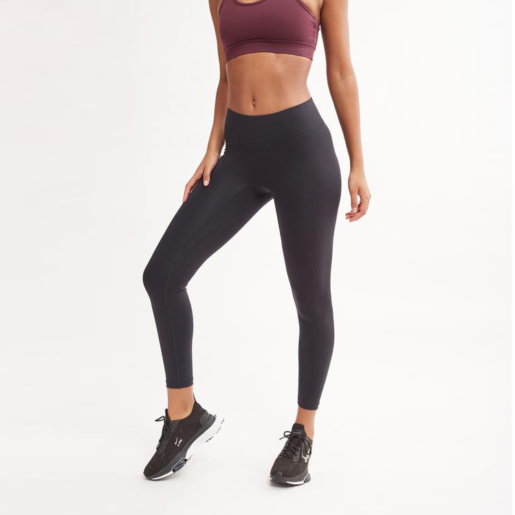 bandier all access mid rise center stage legging