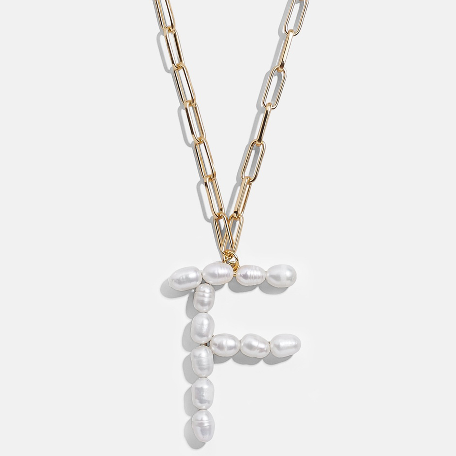 Baublebar Jewelry INITIAL NECKLACE