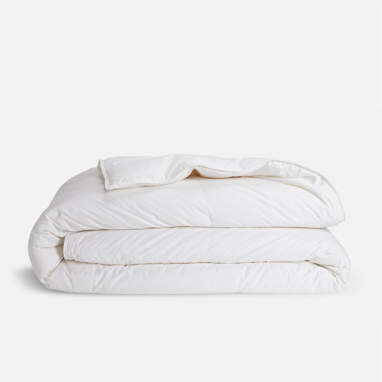 brooklinen down comforter set