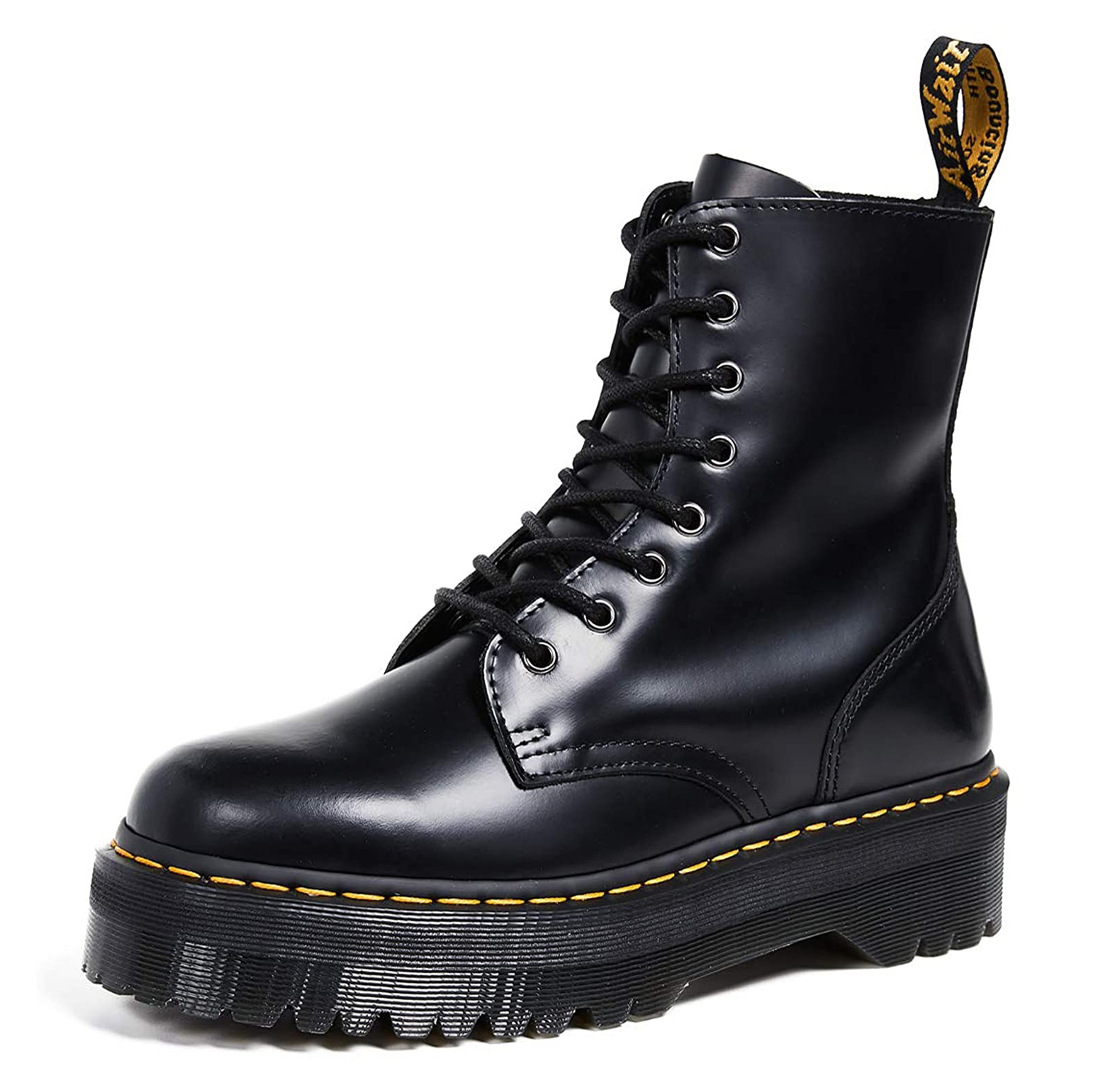 dr martens lace up boot