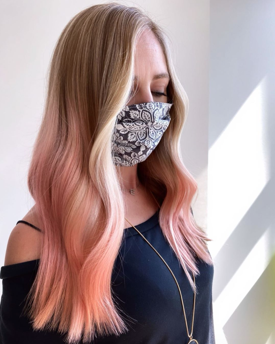 fall hair trends color