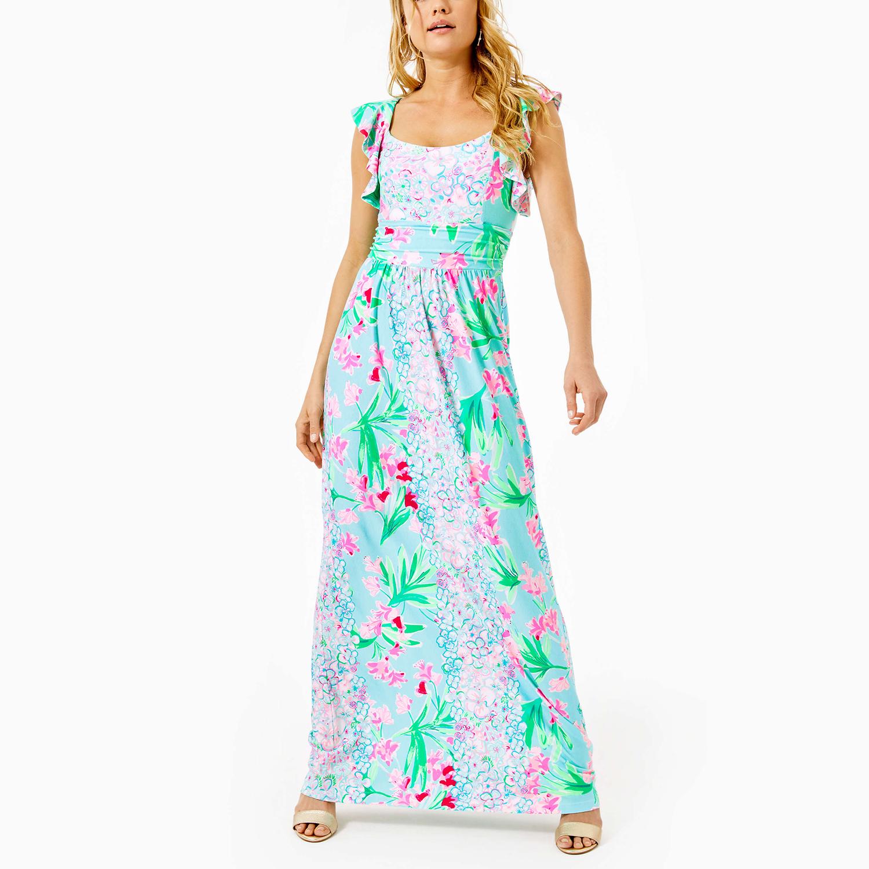 Cristal Maxi Dress