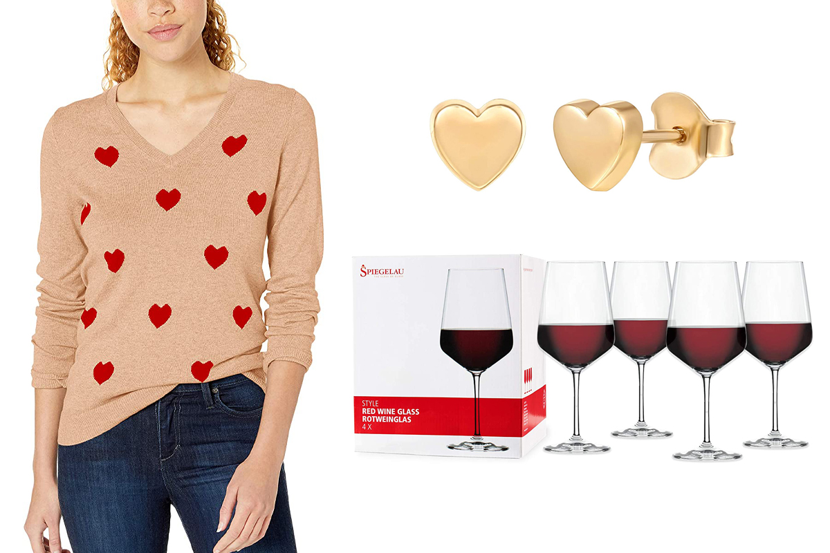 most-loved valentine's day gifts on Amazon 2021