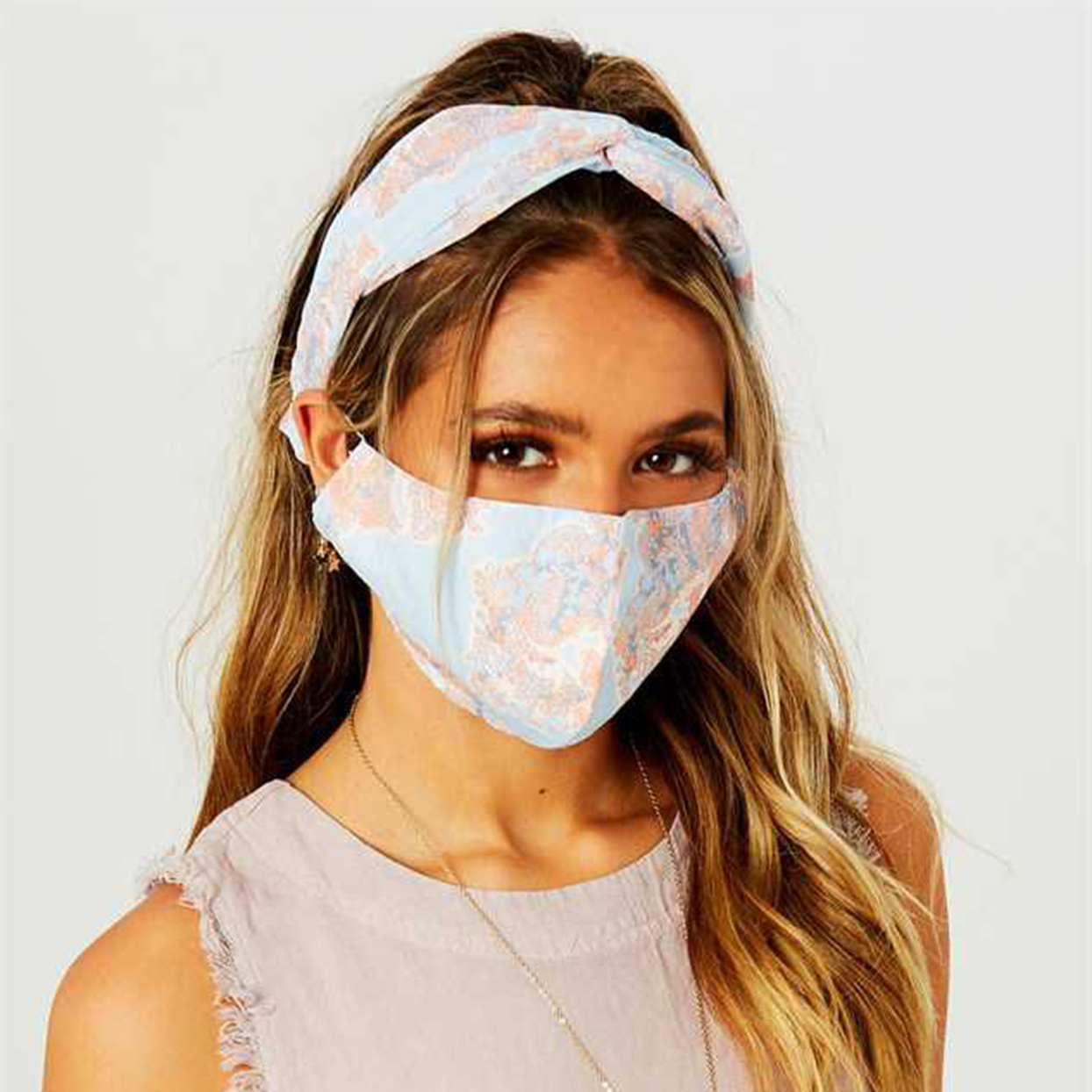 Altar'd State Face Mask and Headband