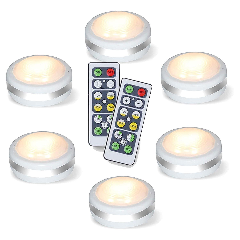 puck lights remote