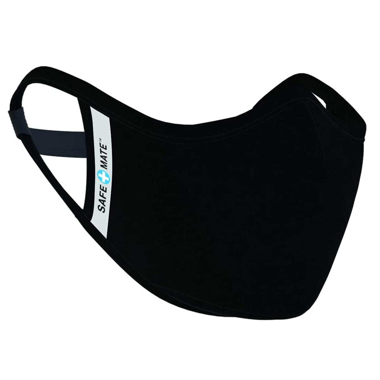 Washable & Reusable Face Mask Black