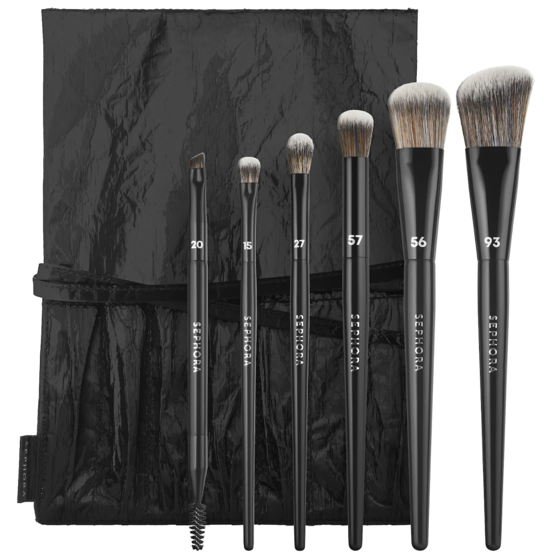sephora collection brushes