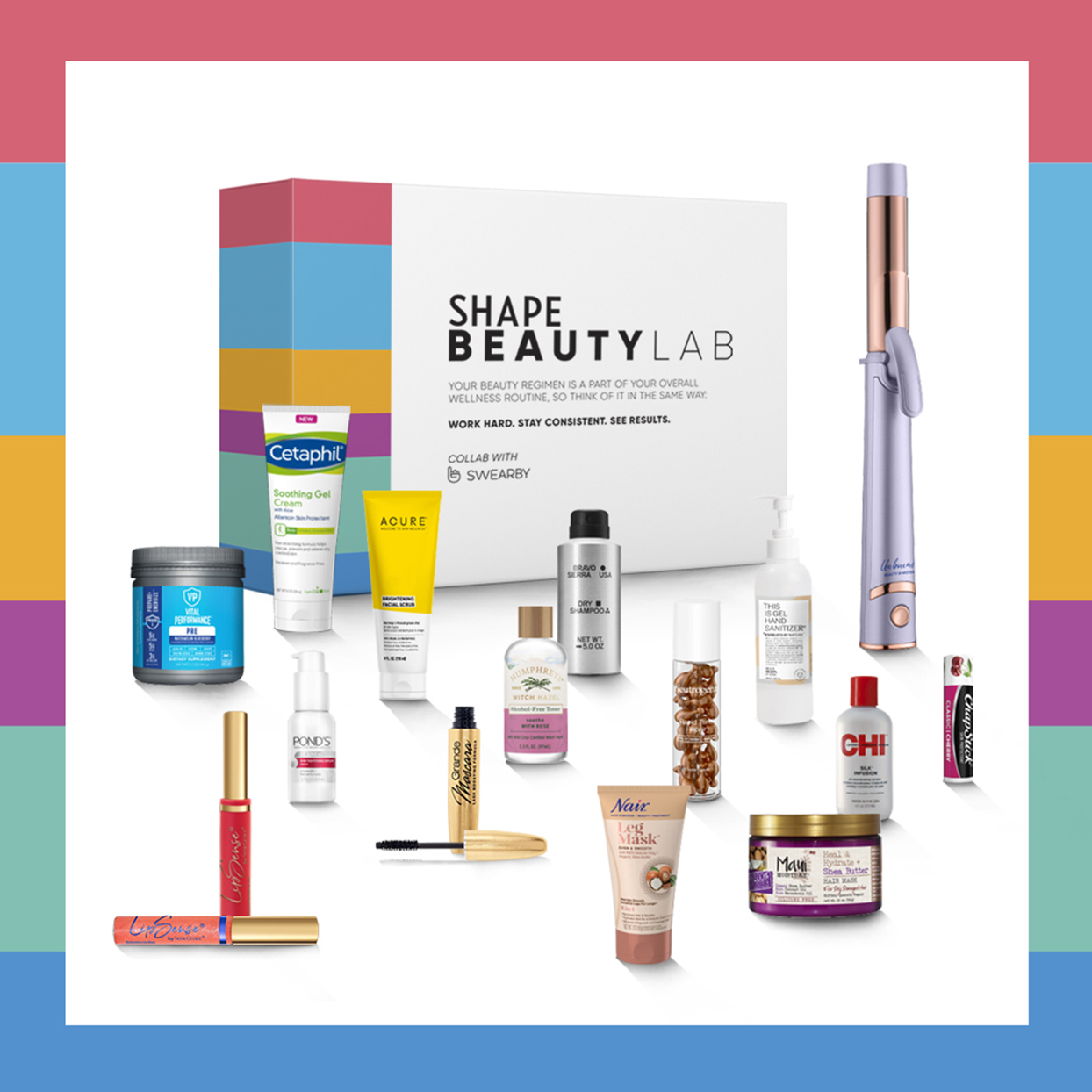 Shape Beauty Lab Box