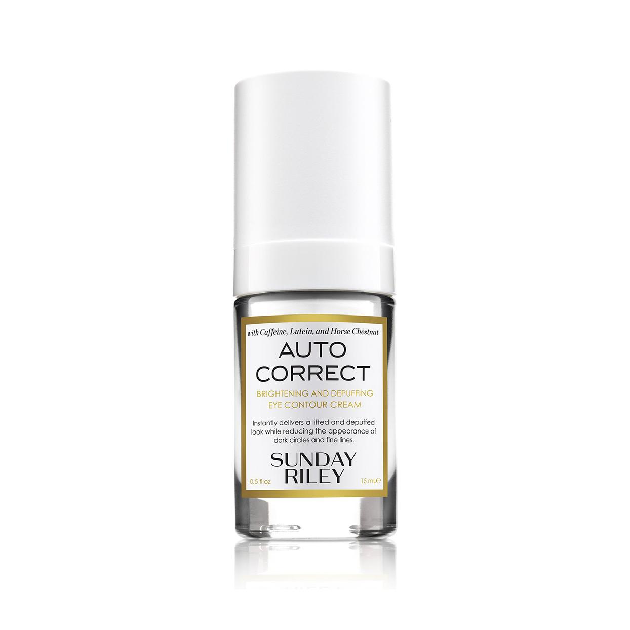 Sunday Riley Auto Correct Eye Cream
