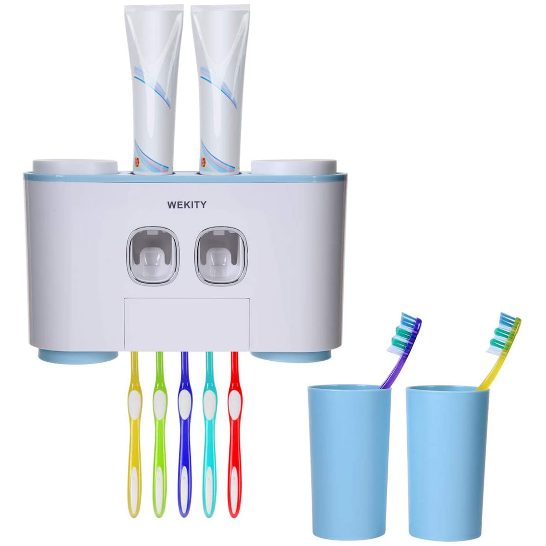 toothbrush holder space saving