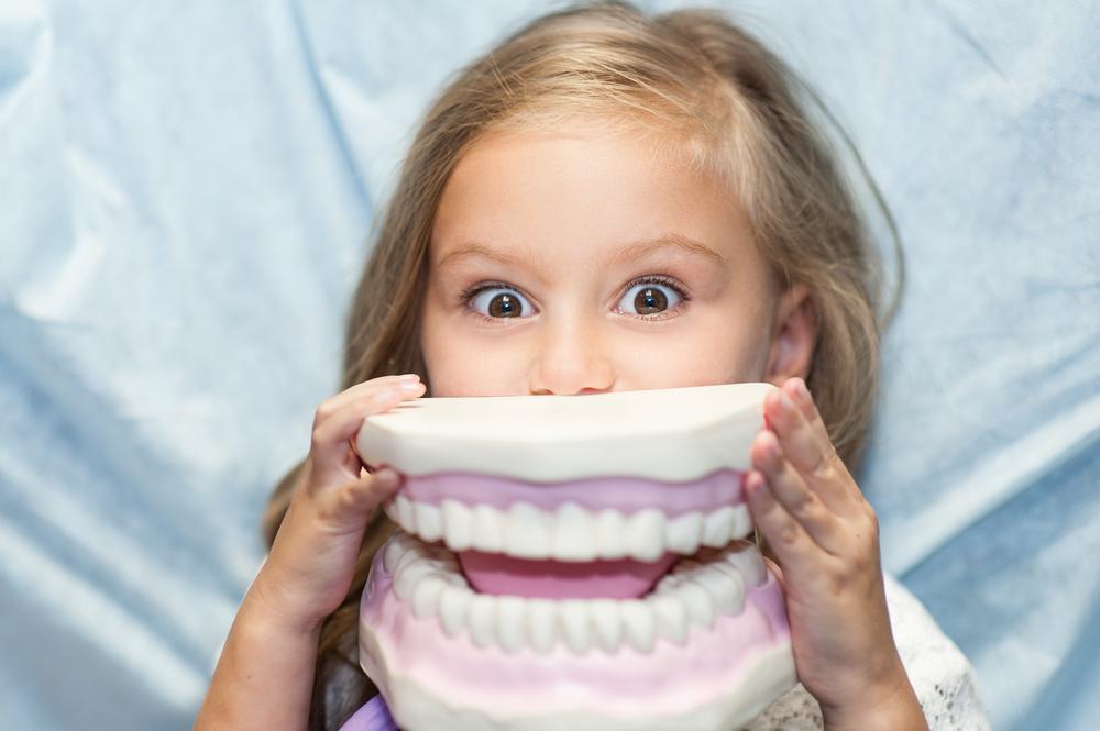 Dentist Visit Girl