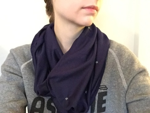 Infinity Scarf Image 6:Featured Image