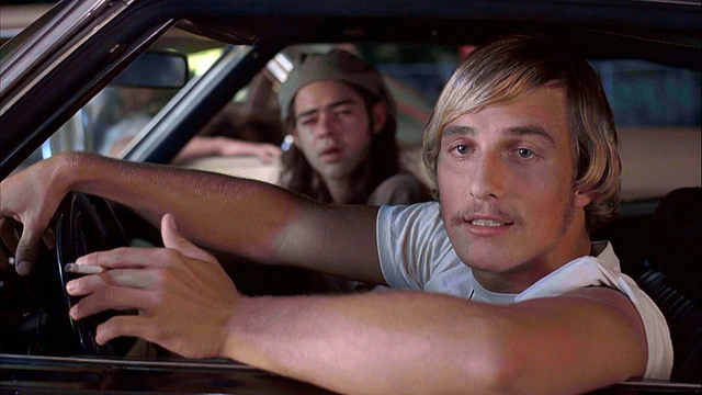 Picture of Matthew McConaughey Dazed and Confused