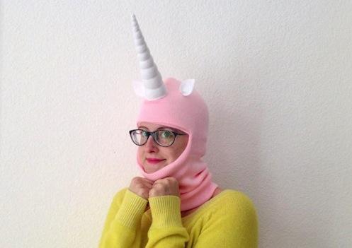 Unicorn-Hat