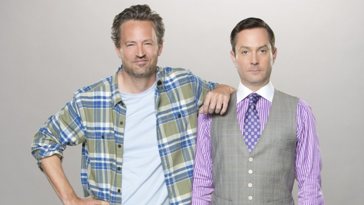 The Odd Couple - Cast Promotional Photo (1)